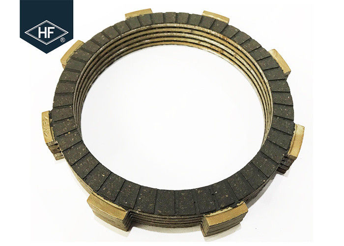 HONDA Rubber Motorcycle Clutch Pressure Plate CG125 Fiber Dirt Bike Clutch Plates HFBM A quality