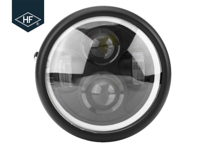 LED Angle Eye Aftermarket Motorcycle Lights Bright For Harley Davidson